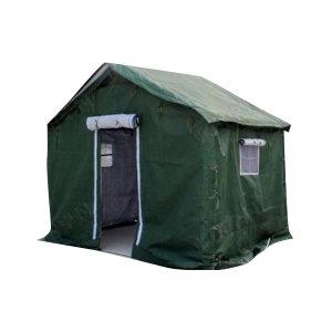 ZKH/震坤行 户外帐篷 2*3m 牛津棉篷布 白色内衬 包含地钉+拉绳+拉筋+支架+棉篷布 1套