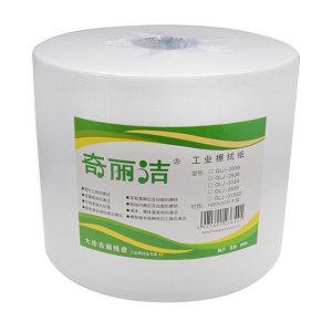 QILIJIE/奇丽洁 工业擦拭纸 QLJ-2036 单张尺寸25×35cm 1000片 1卷