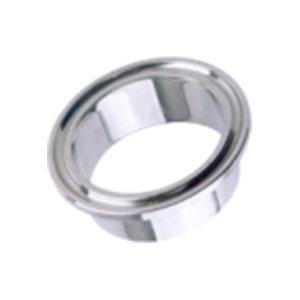 HGPV/鸿冠 食品级快装焊接头 φ76-91 316不锈钢 ISO标准 镜面抛光 1只