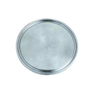 HGPV/鸿冠 食品级快装盲板 φ38-50.5 304不锈钢 ISO标准 镜面抛光 1只