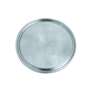 HGPV/鸿冠 食品级快装盲板 φ51-64 304不锈钢 ISO标准 镜面抛光 1只