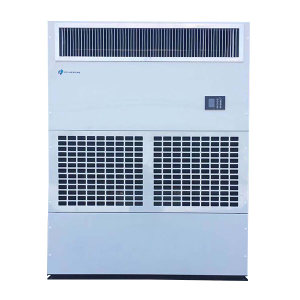 ICE-HERO/冰雄 风冷柜机 DFG-28 室内机1470×505×1890mm 室外机1555×820×890mm 连接管5m 电压三相380V/50Hz 单制冷 1台