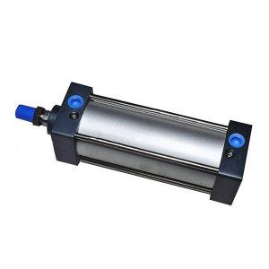 AIRTAC/亚德客 SC系列标准气缸 SC32×25S 缸径32mm 行程25mm 附磁石 1个