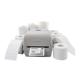 KANKUN 标签打印纸 017400134400 40×40mm 1张