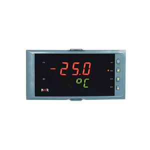 HR/虹润 数字显示控制仪 NHR-5100A-27-0/0/4/X/1P(24)-A 1台
