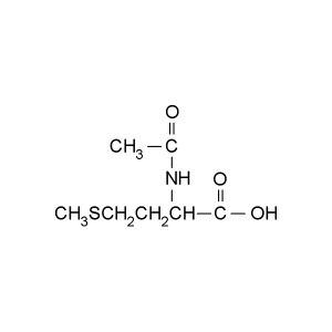 ALADDIN/阿拉丁 N-乙酰-D-蛋氨酸 A111054-25g CAS号1509-92-8 99% 25g 1瓶