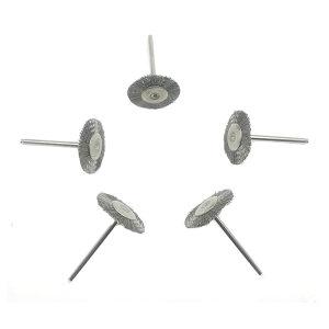 DXBT/得香宝泰 带柄T型抛光刷 T22×3mm 不锈钢 1支