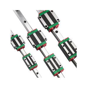 JINGJIU/精久 低组装直线导轨 EG20-可定制 1米