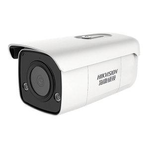 HIKVISION/海康威视 智能警戒筒型网络摄像机 DS-2CD3T26FWDA3-IS 镜头焦距4mm 200万像素 1个