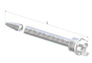 CHENGXU/程续 混合管 MFH08-18T 1支