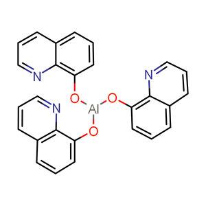 ENERGY CHEMICAL/安耐吉化学 8-羟基喹啉铝 E060746-25g CAS号2085-33-8 97% 25g 1瓶