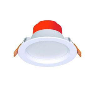 FSL/佛山照明 LED筒灯 4寸 220V 12W 6500K 钻石三代 全白 开孔φ125mm 900lm 全白标准CCC 60×1 1套