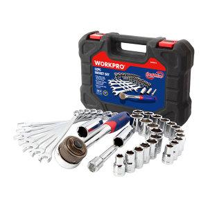 WORKPRO/万克宝 工具盒装套筒组套 W003001 32件 1套