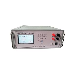 DIYI/迪一 数字电桥 QJ36B-3A 0~2mΩ 1台