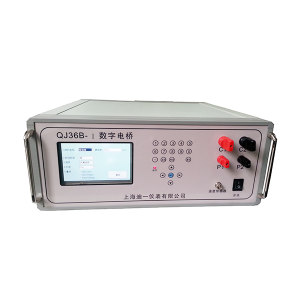 DIYI/迪一 数字电桥 QJ36B-1 0~1.9999kΩ 带温度补偿 1台