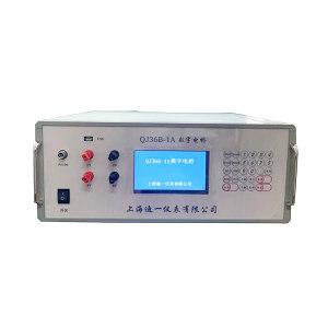 DIYI/迪一 数字电桥 QJ36B-1A 0~1.9999kΩ 1台