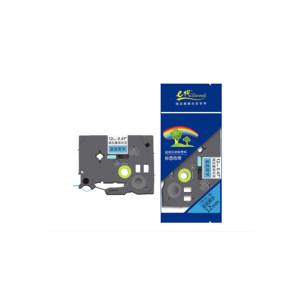 EDJD/E代经典 标签机色带 e-TZe-531 适用兄弟标签机色带/12mm蓝底黑字/TZe-531 1个