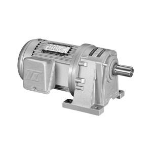 TL/东历电机 PL型卧式三相齿轮减速电机 PL18-0100-5 S3 0.1kW 4P 380V 1台