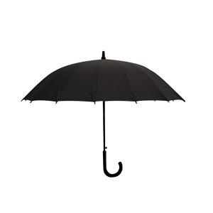 SAFEWARE/安赛瑞 黑色商务大雨伞 39816 94×140cm 1把