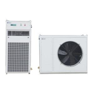 TAIRUIZE/泰瑞泽 高温空调 JTR-80b 室内机715×380×1400mm 室外机1300×600×955mm 连接管5米 380V 50Hz R142b 制冷量8kW 温度控制20~35℃ 1台