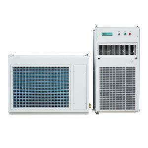 TAIRUIZE/泰瑞泽 高温空调 JTR-120b 室内机760×410×1625mm 室外机1550×650×1190mm 连接管5米 380V 50Hz R142b 制冷量12kW 温度控制20~35℃ 1台