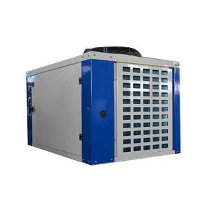 TAIRUIZE/泰瑞泽 风冷柜机 JTLF-55N 室内机1475×725×2200mm 室外机1725×875×800mm 连接管5米 380V 50Hz R22 制冷量54kW 温度控制20~35℃ 1台