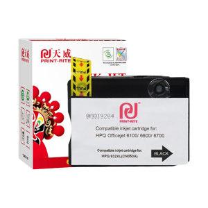 PRINT-RITE/天威 墨盒 932XL 黑色 适用HP Officejet 7110 7612 6230 7510 6100 6600 6700 7612 1个