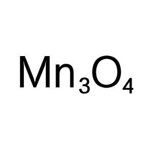 ALADDIN/阿拉丁 四氧化三锰 M111159-250g CAS号1317-35-7 Mn ≥71% 比表面积5~7m2/g 250g 1瓶