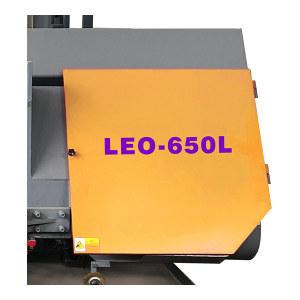 JMG 半自动龙门卧式带锯床 LEO-650L φ650mm 1台