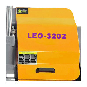 JMG 数控全自动卧式带锯床 LEO-320Z φ320mm 1台