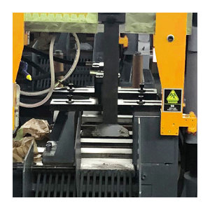 JMG 数控全自动卧式带锯床 LEO-400Z φ400mm 1台