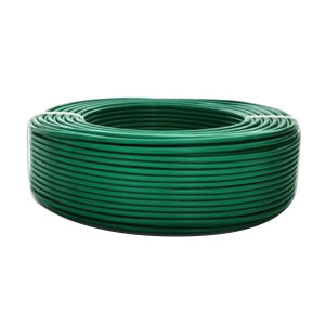 JIANGNAN/江南 铜芯聚氯乙烯绝缘布电线 BV-450/750V-1×1.5 绿色 100m 1卷