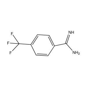 ALADDIN/阿拉丁 4-(三氟甲基)苯甲脒盐酸盐 T161733-1G CAS号38980-96-0 >98%(HPLC) 1g 1瓶