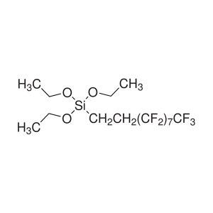 ALADDIN/阿拉丁 1H,1H,2H,2H-全氟癸基三乙氧基硅烷 P122385-100g CAS号101947-16-4 96% 100g 1瓶