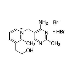 ALADDIN/阿拉丁 吡啶硫胺氢溴酸盐 P136653-1mg CAS号534-64-5 ≥95% 1mg 1瓶