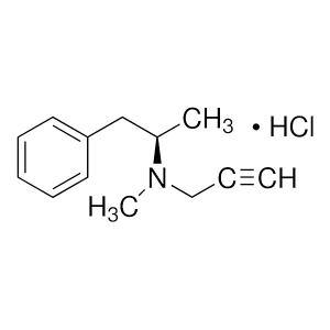 ALADDIN/阿拉丁 (R)-(-)-丙炔苯丙胺盐酸盐 R131892-250mg CAS号14611-52-0 ≥98%(HPLC) 250mg 1瓶