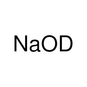 ALADDIN/阿拉丁 氘氧化钠 S121311-10g CAS号14014-06-3 (D 99.5%)30% IN D2O 10g 1瓶