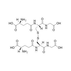 ALADDIN/阿拉丁 L-谷胱甘肽(氧化型) G105428-25g CAS号27025-41-8 98% 25g 1瓶