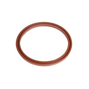 ZHIDE/质德 密封圈 UHS 45-55-6 内径45mm 外径55mm 厚度6mm 氟胶 1个