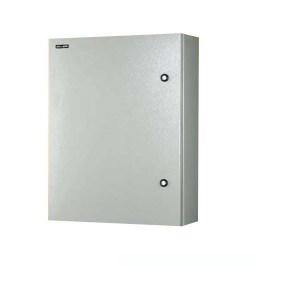 ZKH/震坤行 二级配电柜 400*500mm 含100A空开+100A漏电+地排零排 1套