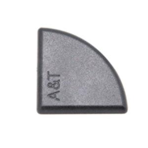 A&T/爱安特 端盖 DA-40-4040-R 1个