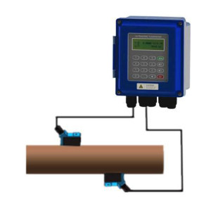 BETTER/贝腾 超声波流量计(蓝色) BEET-C-L-F-D-800 DN400~DN800 1台