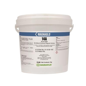 MAGNAFLUX/磁通 湿法荧光磁粉 (14A) 1kg 1桶