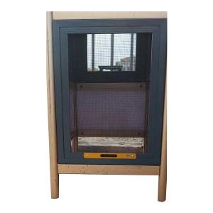 YINGSHENG/盈盛 金钢纱窗系列 YSF/JGS-可定制 白色/铁灰色/黑色随机发货 不锈钢 1平方米