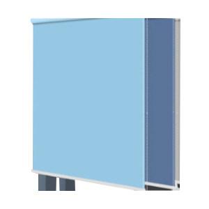 YINGSHENG/盈盛 遮光窗帘系列 YSF/ZG-可定制 蓝色 涤纶 1平方米