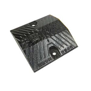 ZKH/震坤行 钢铸减速带 DJ-25*35*5cm 黑色 1块