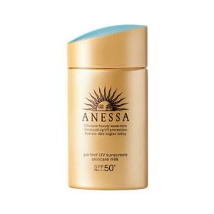 ANESSA/安热沙 小金瓶防晒乳 729238145733 60g SPF50+ PA++++ 1瓶