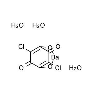 MACKLIN/麦克林 氯冉酸钡三水合物 B869435-5g CAS号32458-20-1 97% 5g 1瓶