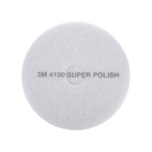 "3M 抛光垫 4100 17"" 白色 5片 1盒"