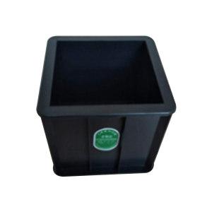 ZKH/震坤行 混凝土抗压试模盒 150×150×150mm 重950g 重量误差±5% 1个